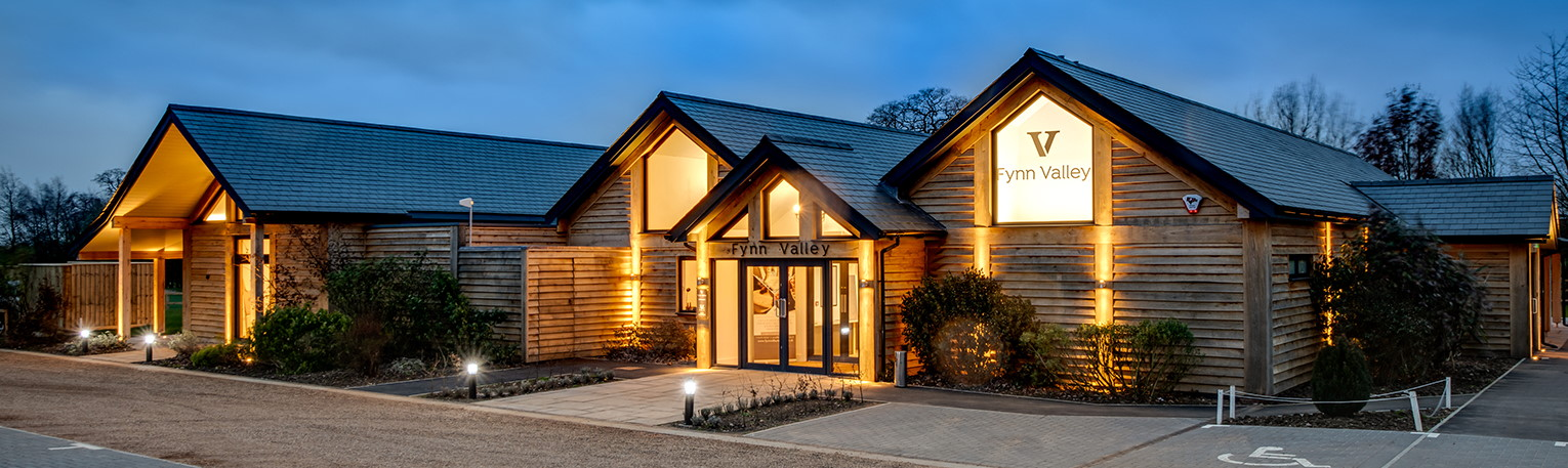 Welcome to the club house at fynn valley golf club